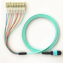 Patch cord multicore SM MM MPO